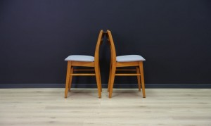 DANISH DESIGN CHAIRS TEAK 60 70 RETRO