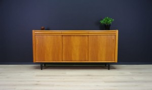 INTERFORM COLLECTION SIDEBOARD TEAK DESIGN VINTAGE