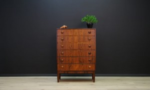 KAI KRISTIANSEN ROSEWOOD CHEST OF DRAWERS VINTAGE