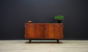 CABINET VINTAGE 60 70 ROSEWOOD RETRO