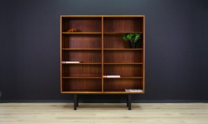 POUL HUNDEVAD ROSEWOOD BOOKCASE CLASSIC VINTAGE