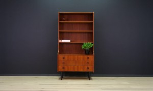 DANISH DESIGN BOOKCASE 60 70 TEAK