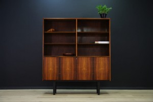 POUL HUNDEVAD BOOKCASE ROSEWOOD CLASSIC VINTAGE