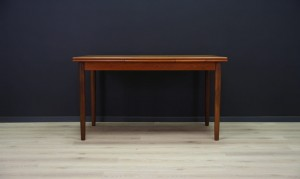 60 70 DANISH DESIGN TABLE CLASSIC TEAK