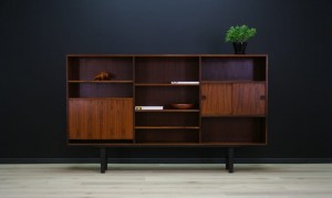 HIGHBOARD ROSEWOOD VINTAGE DANISH DESIGN