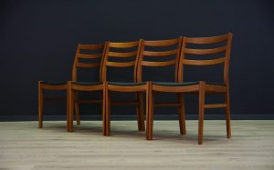 CHAIRS DANISH DESIGN MID-CENTURY MODERN