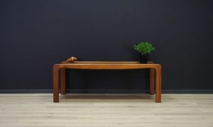 DANISH DESIGN COFFEE TABLE VINTAGE TEAK