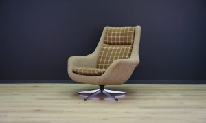 MID-CENTURY DANISH DESIGN SESSEL RETRO VINTAGE