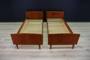 VINTAGE BED MID-CENTURY MODERN CLASSIC 60/70